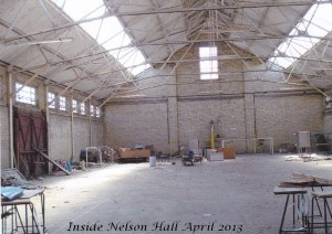 inside Nelson hall