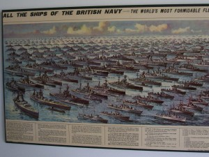 What the real Navy looked like. No wonder we didn't take any rubbish in those days