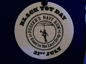 Black tot Day  01 08 2015 012