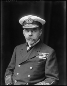 NPG x67067; Sir Ernest Frederick Augustus Gaunt by Walter Stoneman